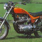 Triumph TRX 75 Harricane (1970-72)