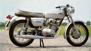 Triumph Bandit 350 (1971)