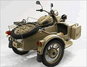 Ural Gear-Up Sahara (2009)