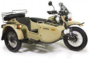 Ural Gear-Up Sahara (2016)