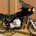 Van Veen Motorcycle Specifications (1975)