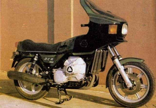 Van Veen Motorcycle Specifications (1975)
