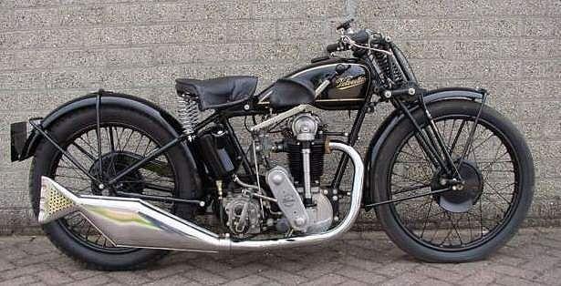 Velocette K series 1925 - 31 (K:1925-27KT:1925-27KS:1927-29KE:1928-29KES:1928-29KN:1929-30KNS:1929-30)