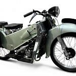 Velocette LE MK1 (1948-50)