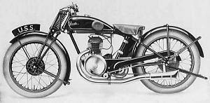 Velocette U (1929)