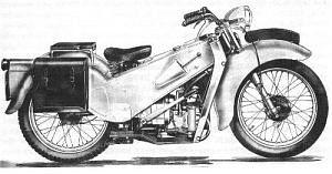 Velocette LE MK2 (1950-58)