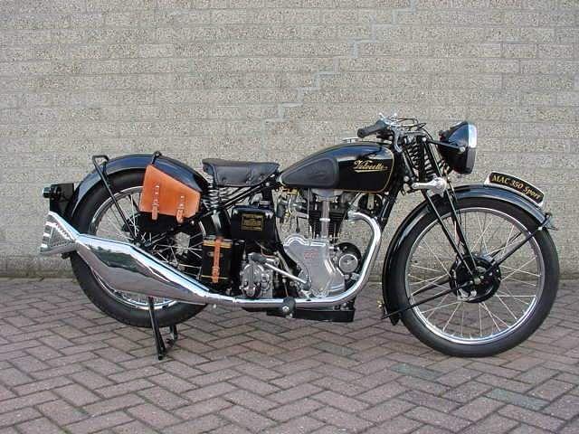 Velocette MAC (1946-59)