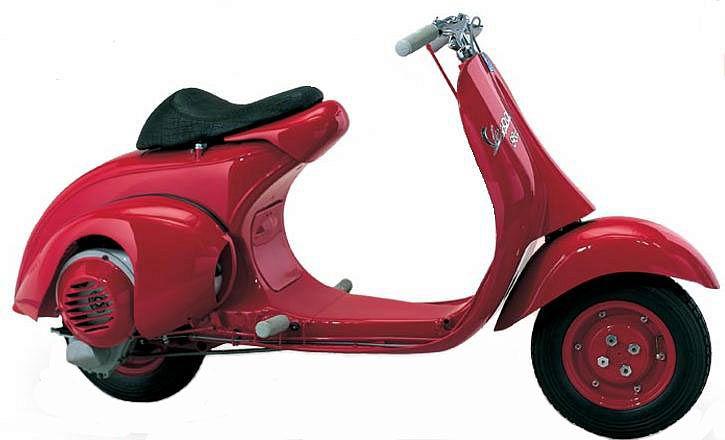 Vespa PK50 (1947)