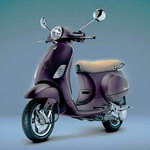 Vespa LX50 2T (2006-12)