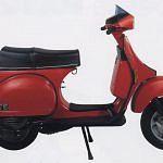Vespa PX 125 T5 (1985-99)