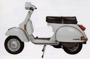 Vespa PX200E (1982-99)