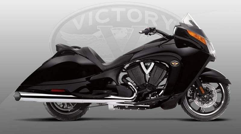 Victory Vision 8-Ball (2010-11)