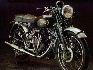 Motorcycle Specs (1963-68)