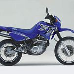 Yamaha XT600E (1995-96)