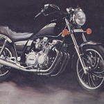Yamaha XJ650 Maxim (1982)
