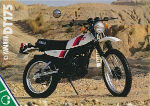 Yamaha DT 175 (1981)