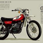Yamaah DT250 (1976)