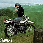 yamaha DT 400 (1974-75)