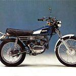 Yamaha DT 125 (1972)