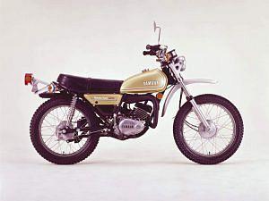 Yamaha DT 125 (1975-76)
