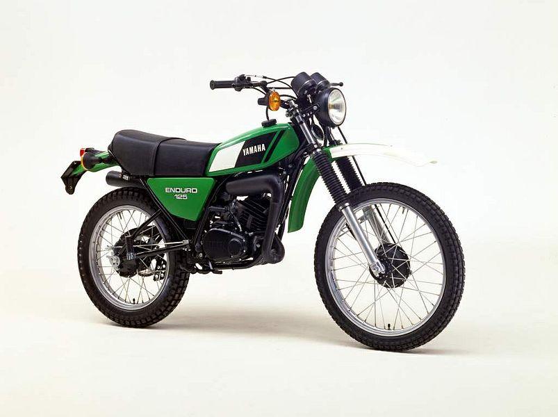 Yamaha DT 125 (1978)