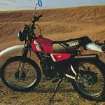 Yamaha DT125 (1981)