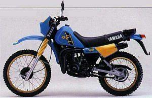 Yamaha DT125 (1984)