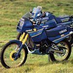 Yamaha DT125 Tenere (1989-90)