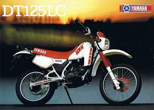 Yamaha DT125 (1986-87)