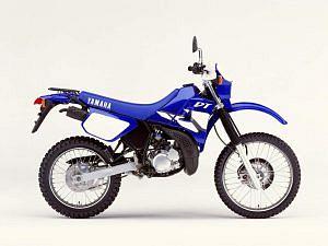 Yamaha DT 125R (2001-02)