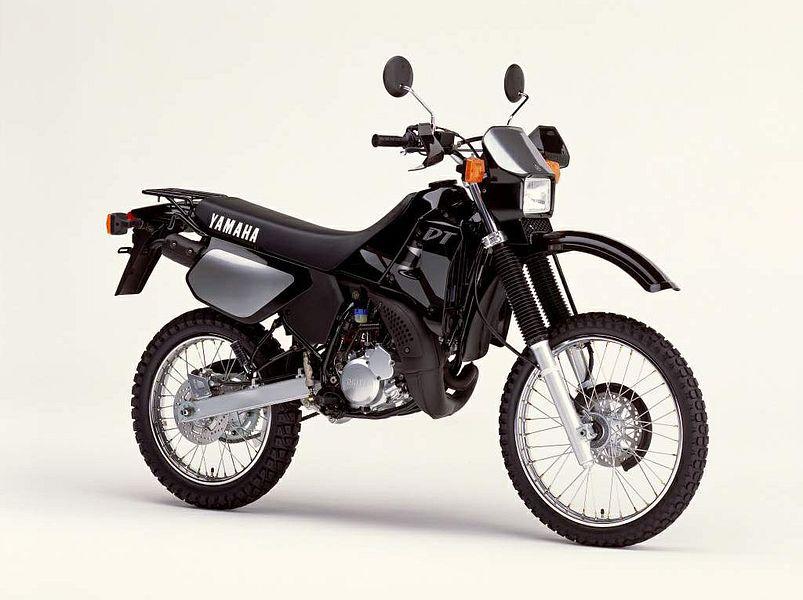 Yamaha DT 125R (2000)