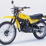 Yamaha DT125 (1982)