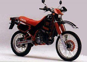 Yamaha DT125 (1988-89)