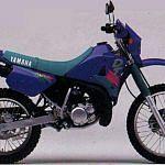 Yamaha DT125R (1990-91)