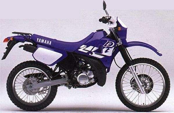 Yamaha DT 125R (1999)