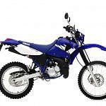 Yamaha DT125RE (2005-07)