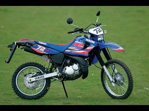 Yamaha DT 125RE Everts Rep (2003-04)