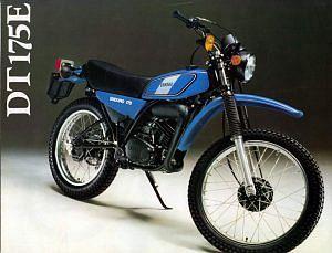 Yamaha DT 175 (1978)