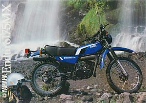 Yamaha DT 175 (1979)