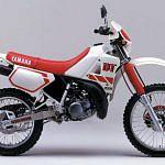 Yamaha DT 200R (1988-89)