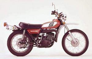 Yamaah DT250 (1974-75)