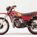 Yamaha DT 250 (1977)