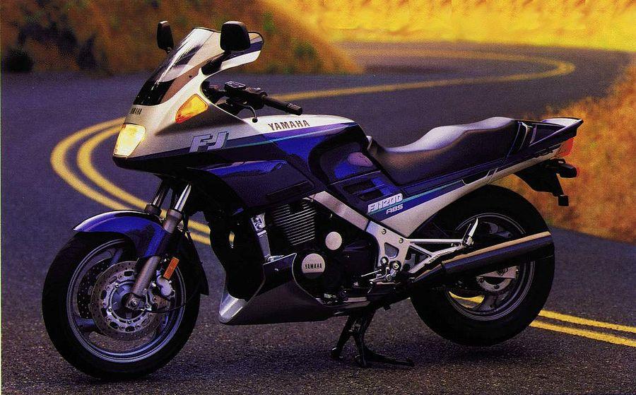 Yamaha_FJ1200 (1993-94)