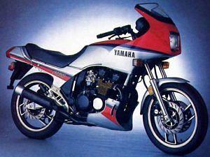 Yamaha FJ600 (1984)