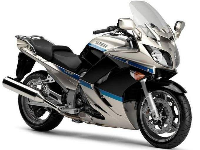Yamaha FJR 1300AE (2009)