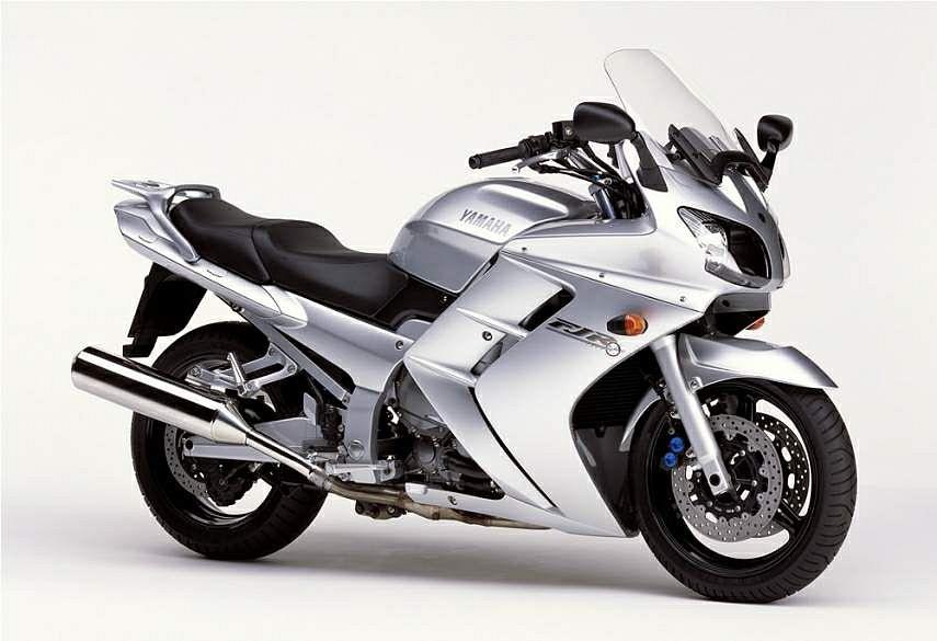 Yamaha FJR 1300 (2002)
