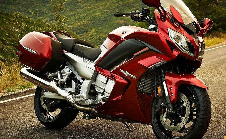 Yamaha FJR1300 (2014)