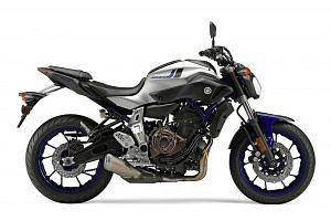 Yamaha MT-07 / FZ07 (2016)