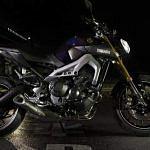Yamaha MT-09 (2014-15)