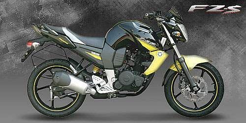 Yamaha FZ 16S (2010)
